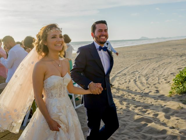 La boda de César y Fátima en Mazatlán, Sinaloa 31