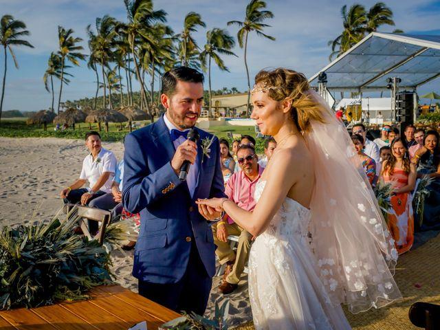 La boda de César y Fátima en Mazatlán, Sinaloa 38