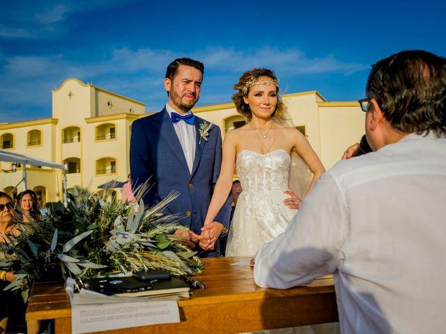 La boda de César y Fátima en Mazatlán, Sinaloa 39
