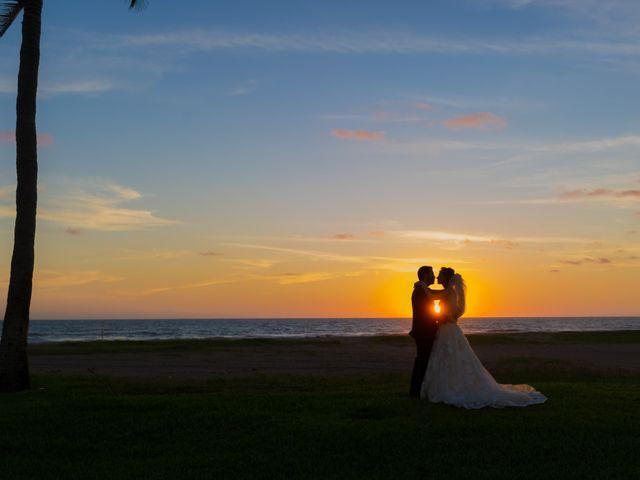 La boda de César y Fátima en Mazatlán, Sinaloa 41