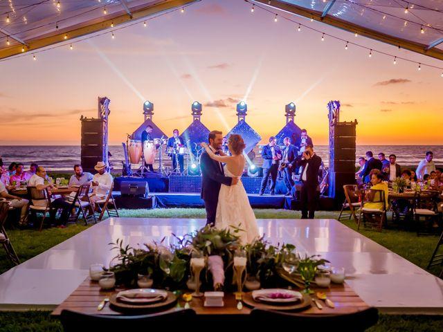 La boda de César y Fátima en Mazatlán, Sinaloa 45