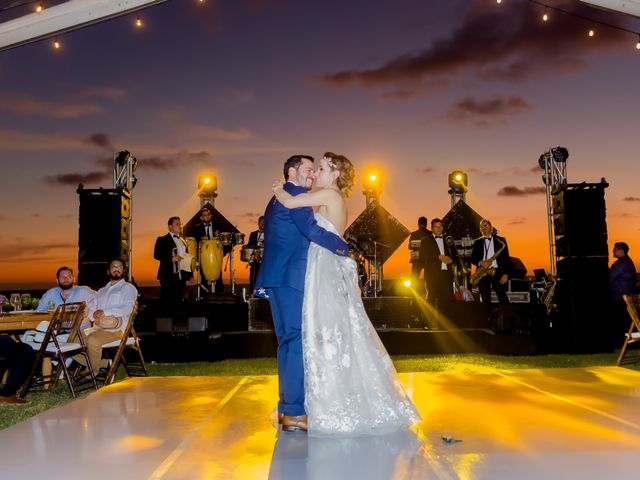 La boda de César y Fátima en Mazatlán, Sinaloa 46
