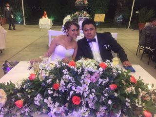 La boda de Sandra   y Andrés
