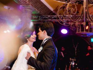 La boda de Pamela y David 1