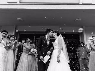 La boda de Pamela y David 3