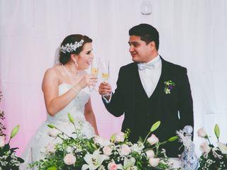 La boda de Bella y Abraham