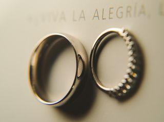 La boda de Claudia y Adrián 1
