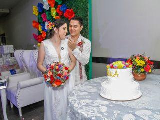 La boda de Nory y Alejandro