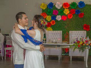 La boda de Nory y Alejandro 2