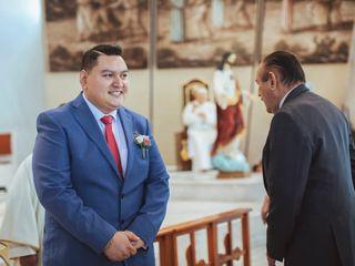 La boda de Marce y Gabriel 2