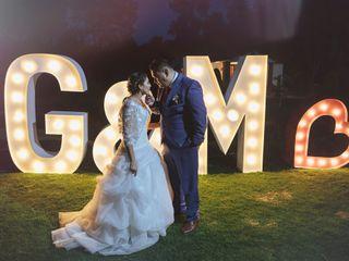La boda de Marce y Gabriel