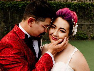 La boda de Dulce y Gerardo 2