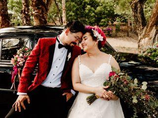 La boda de Dulce y Gerardo 3