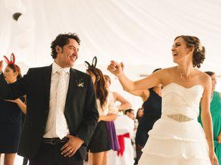La boda de Sarai y Omar