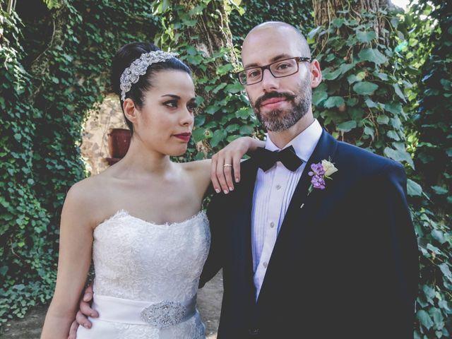 La boda de Mariana y Gillan