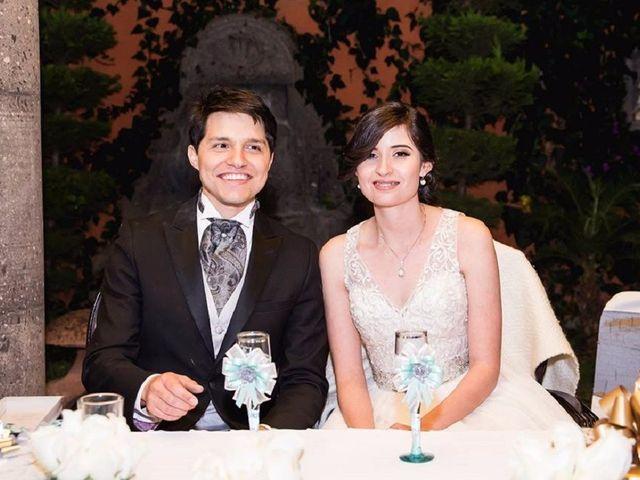 La boda de Pamela y David