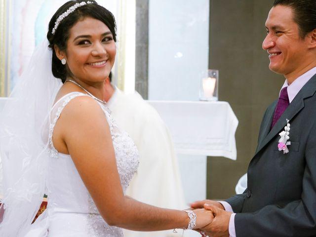 La boda de Zuleyma y Javier