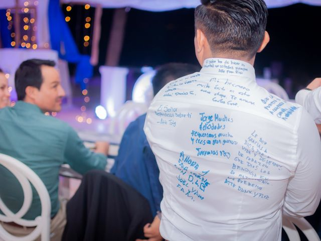 La boda de Jorge y Jennifer en Cancún, Quintana Roo 2