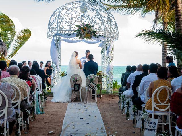 La boda de Jorge y Jennifer en Cancún, Quintana Roo 5
