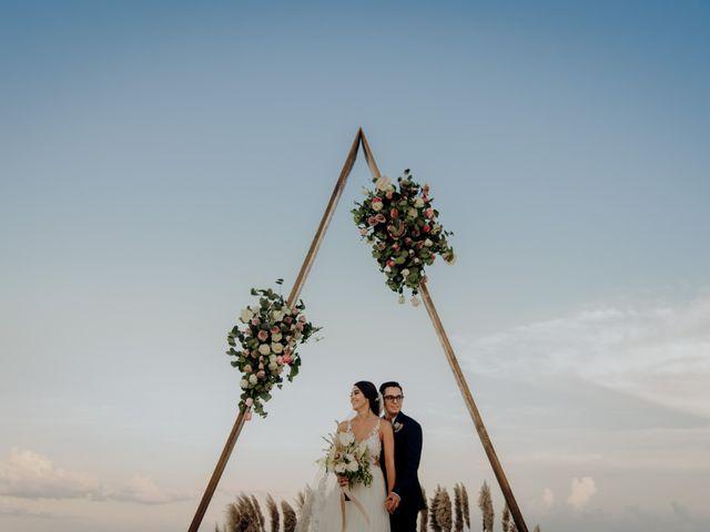 La boda de Lupita y Alex