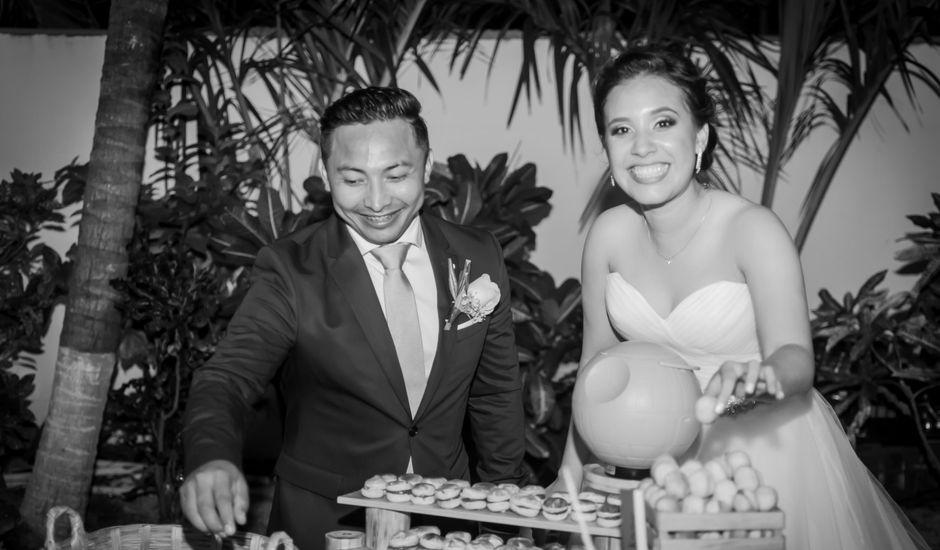 La boda de Jorge y Jennifer en Cancún, Quintana Roo