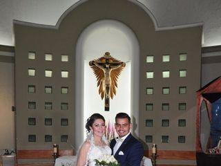 La boda de Viri y Iván 1