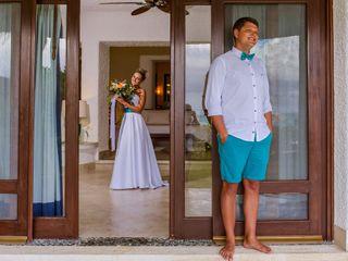 La boda de Natalia y Andrey 3
