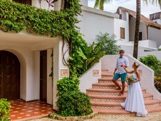 La boda de Natalia y Andrey 1