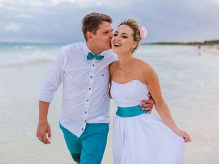 La boda de Natalia y Andrey 2