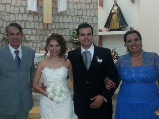 La boda de Nidia y Jorge
