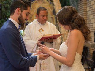 La boda de Diana y Julian