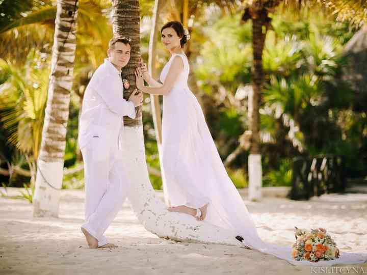 La boda de Yuliya y Iván