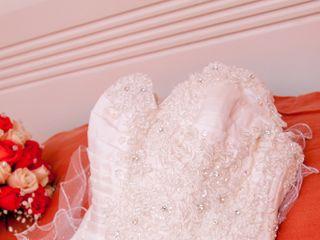 La boda de Ahinela y Jair 2