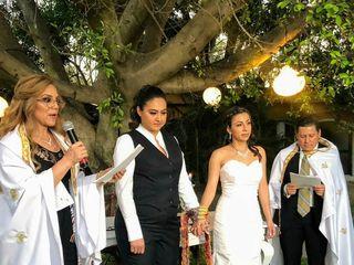 La boda de Angélica y Paty 1