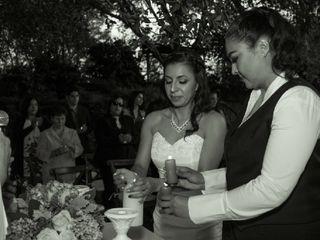 La boda de Angélica y Paty