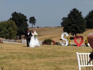 La boda de Sandra y Gustavo