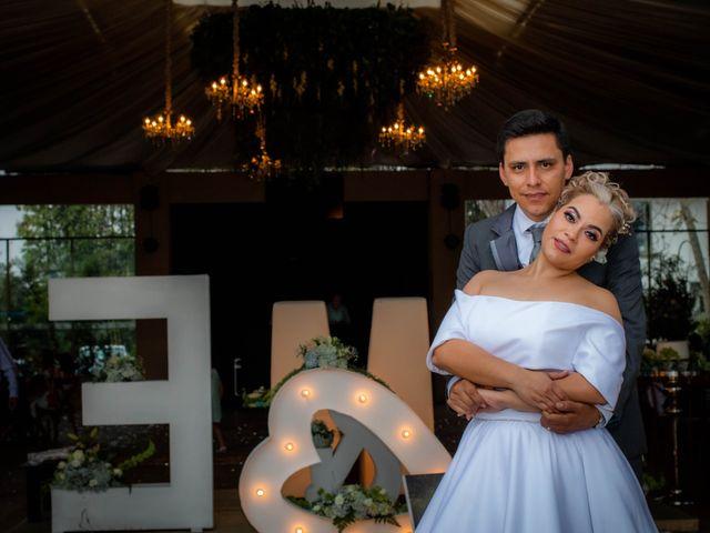 La boda de Albalia y Eduardo