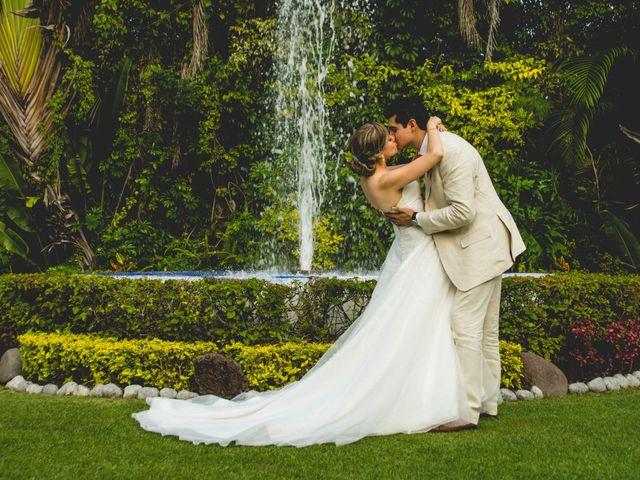 La boda de Zayda y Juan
