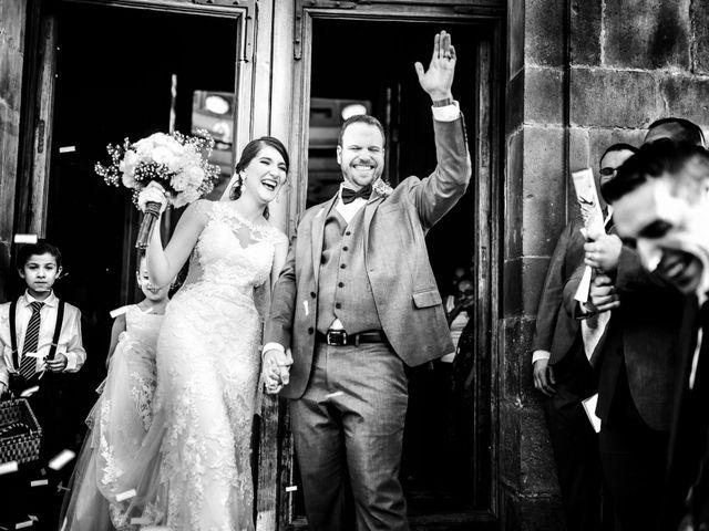 La boda de Michael y Nicole en Querétaro, Querétaro 1