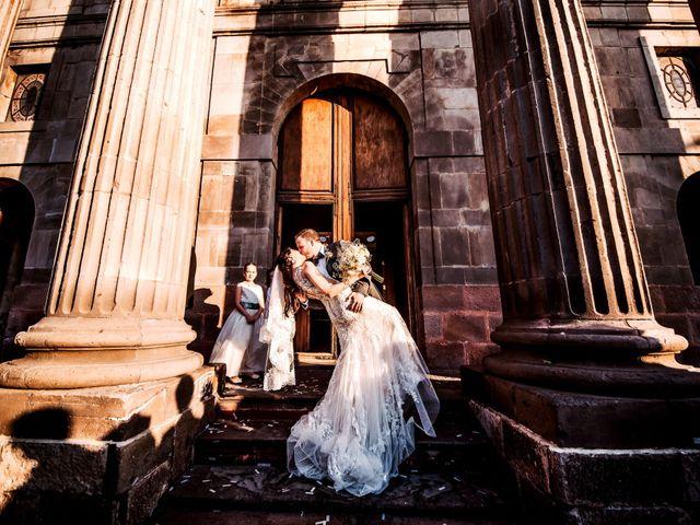 La boda de Nicole y Michael