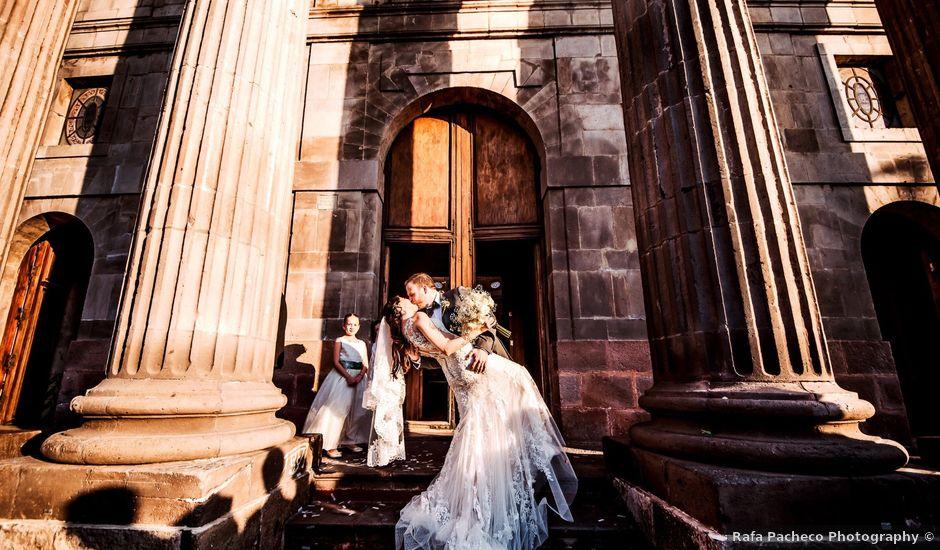 La boda de Michael y Nicole en Querétaro, Querétaro