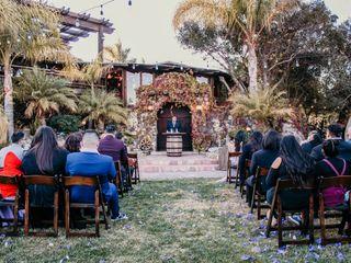 La boda de Esmie y Érick 1