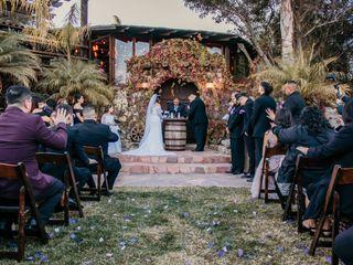 La boda de Esmie y Érick 3