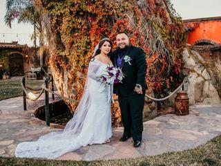 La boda de Esmie y Érick