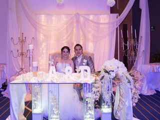 La boda de Alina y Francisco