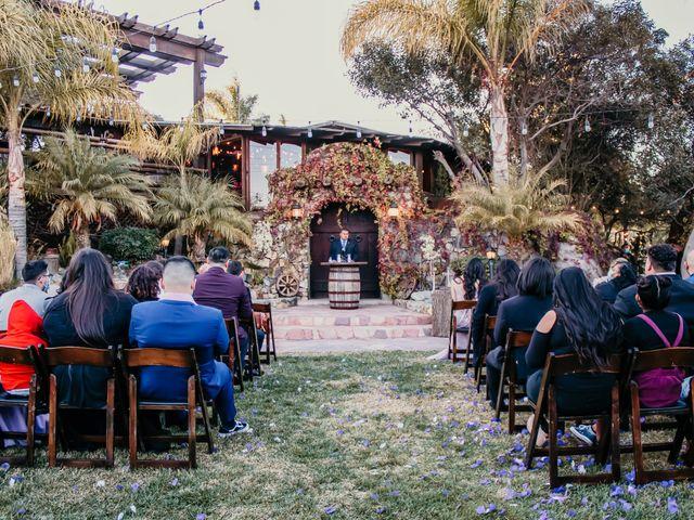 La boda de Érick y Esmie en Tecate, Baja California 4