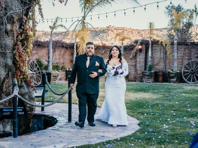 La boda de Érick y Esmie en Tecate, Baja California 5