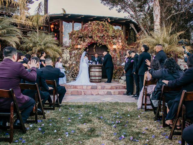 La boda de Érick y Esmie en Tecate, Baja California 6