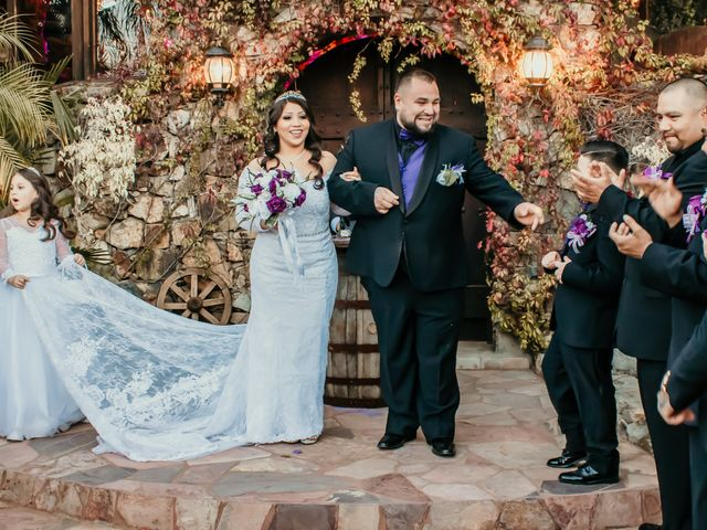 La boda de Érick y Esmie en Tecate, Baja California 7