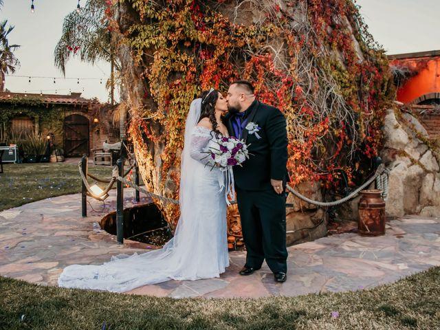La boda de Érick y Esmie en Tecate, Baja California 9